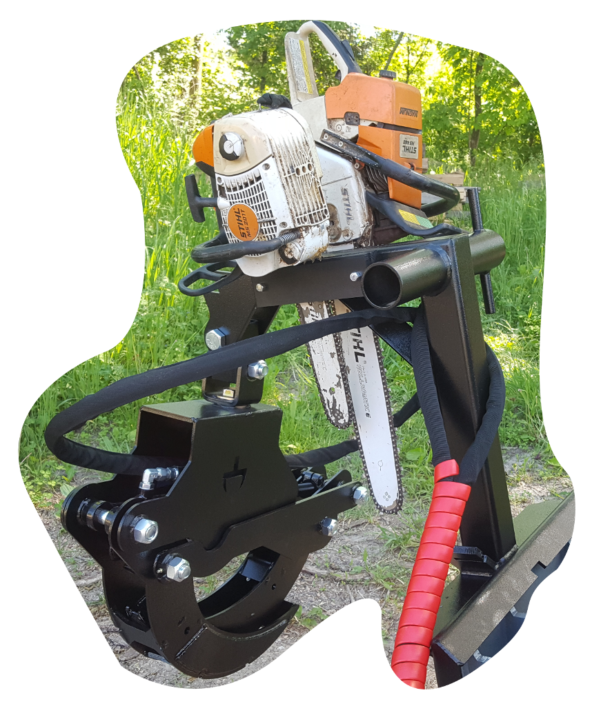Branch Manager Grapple (BMG) Saw Chainsaw Scabbard Carry